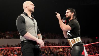 Rollins slams Corbin's 'abject failure'