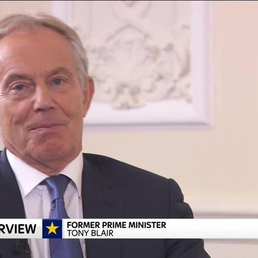 Tony Blair makes fresh pitch for People's Vote on Brexit
