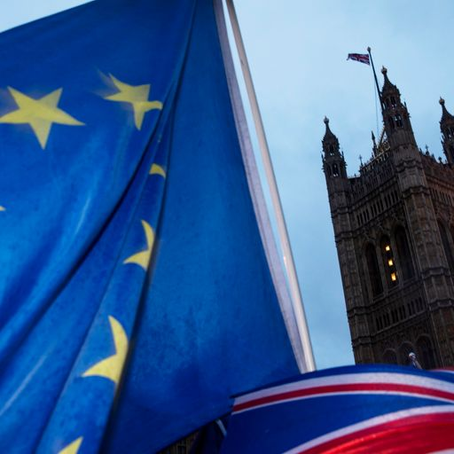 Backstop? Customs union? Brexit jargon explained
