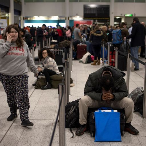 What are passengers' rights after the drone chaos?