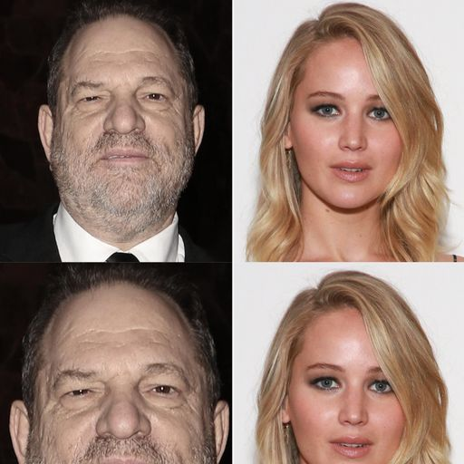 Harvey Weinstein 'bragged of sex with Jennifer Lawrence'