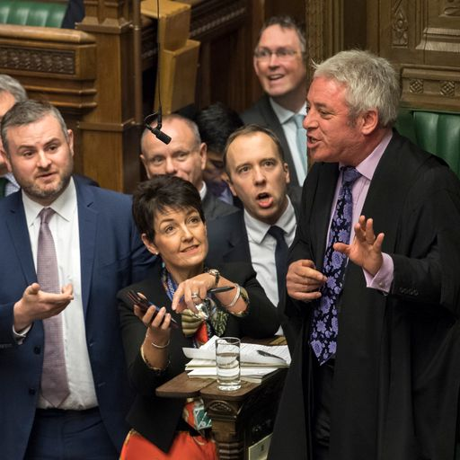 We may yet be glad John Bercow is still Speaker