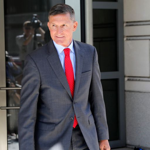 Mike Flynn: 'Over My Dead Body': Giuliani Rules Out Mueller Interview