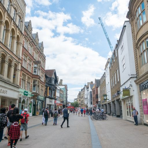 Sky Views: We must accept the high street is dying