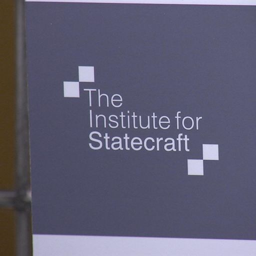 What is the Institute for Statecraft?