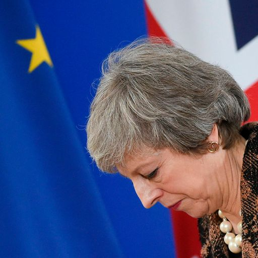 What 'no-deal' defeat actually means for PM