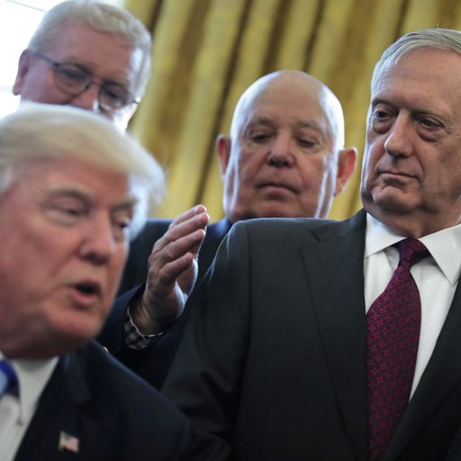 Mattis resignation should alarm us all