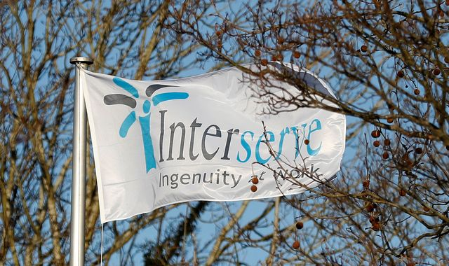 Interserve chief White to step down after rescue restructuring