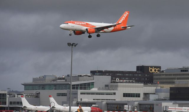 EasyJet puts £15m cost on Gatwick drone chaos