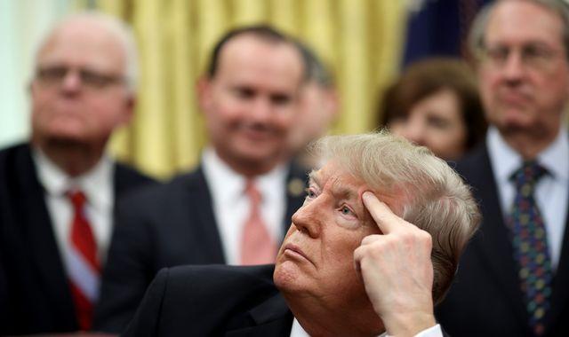 'No guts': Trump attacks Federal Reserve over US interest rate cut
