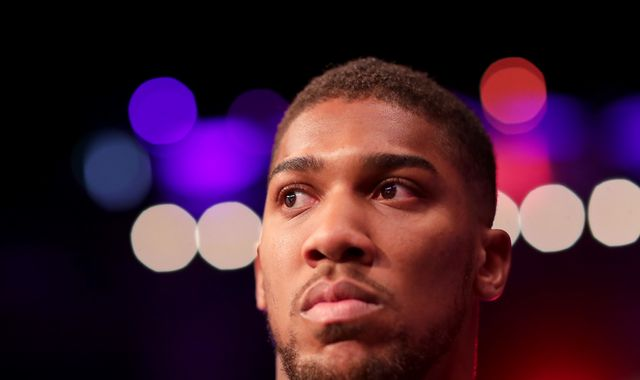 Anthony Joshua opponent expected to be confirmed by Eddie Hearn next week