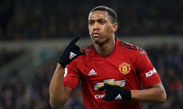 Anthony Martial close to agreeing new Manchester United contract