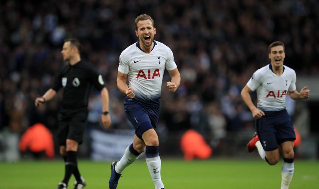 Harry Kane to face late fitness test ahead of potential Tottenham return against Burnley