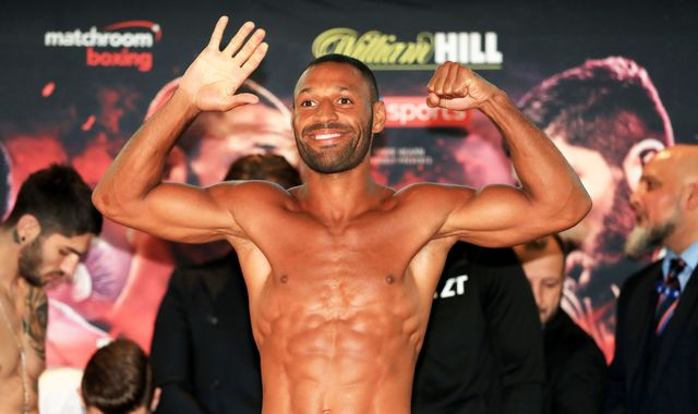 Kell Brook rejects rumours he will retire from boxing