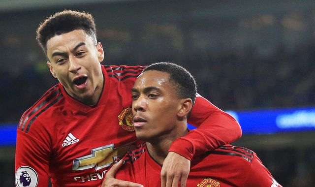 Jesse Lingard and Anthony Martial could return vs Liverpool, says Ole Gunnar Solskjaer