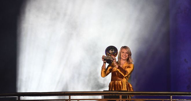 Watch highlights of the Ballon d'Or ceremony in Paris as Luka Modric, Ada Hegerberg and Kylian Mbappe claimed the awards.