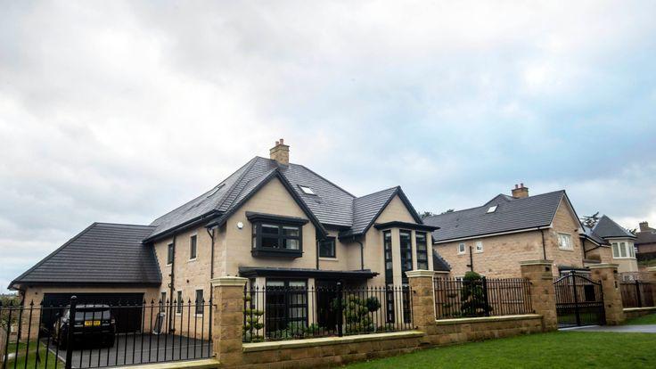 Fulwith Mill Lane in Harrogate