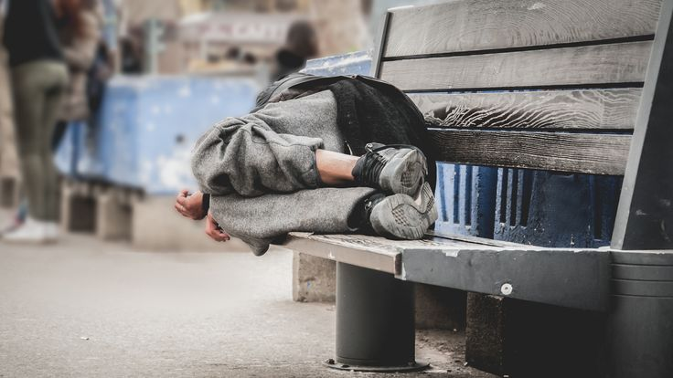 Homeless people miss out on key services because they don't have a fixed postal address