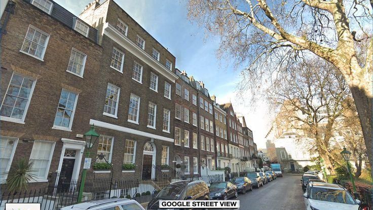 Kensington Square, London