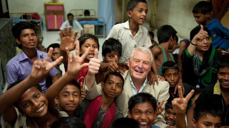 Paddy Ashdown was a Unicef president and ambassador for more than eight years. Pic: Unicef