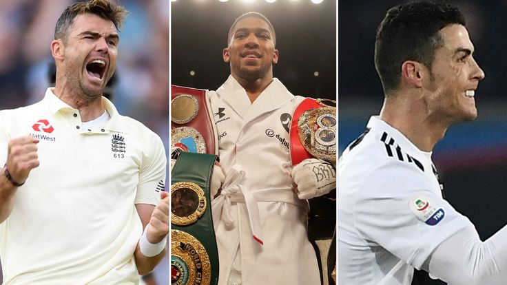 Will Jimmy, AJ and CR7 all be winners in 2019?