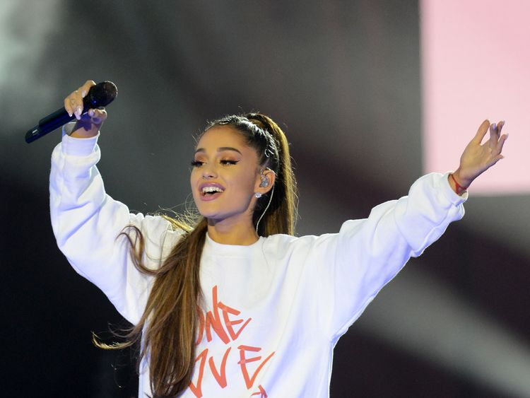 Ariana Grande Confirmed As Coachella Headliner As 2019 Line-Up Revealed