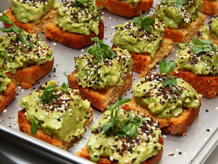 Is avocado toast finished amid sustainability concerns?