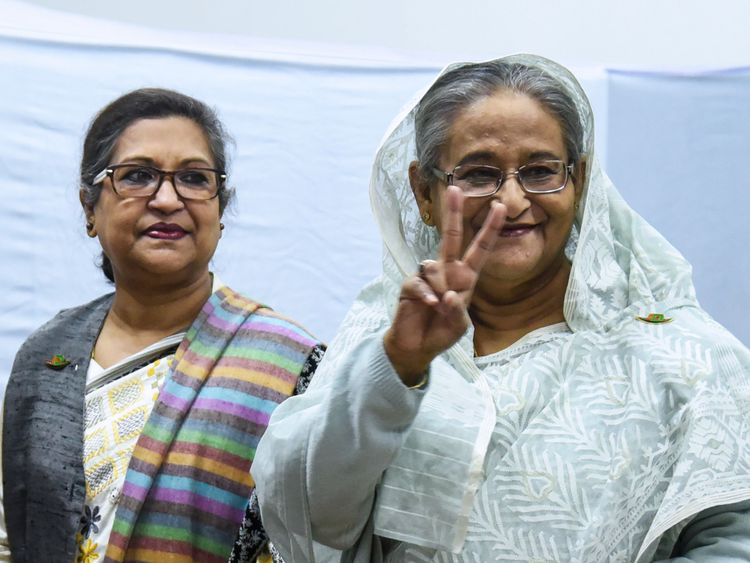 16 dead as Bangladesh opposition rejects 'farcical' vote