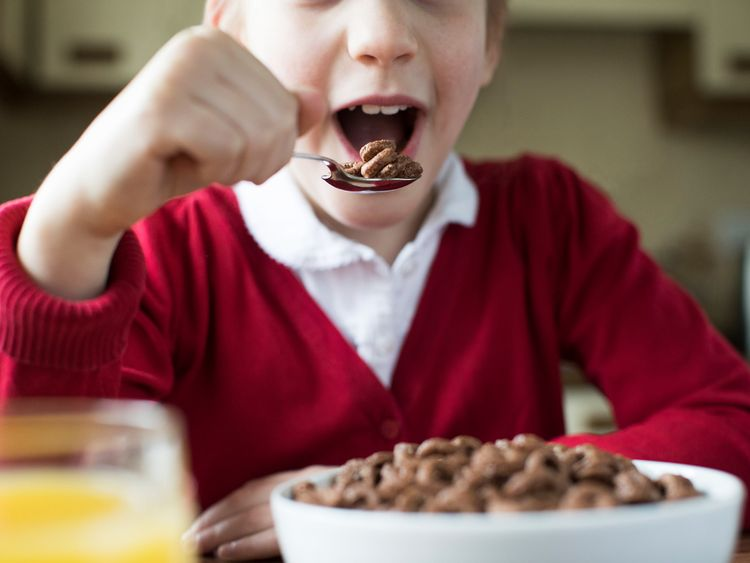 Cut 2,500 sugar cubes a year from your child's diet, parents urged