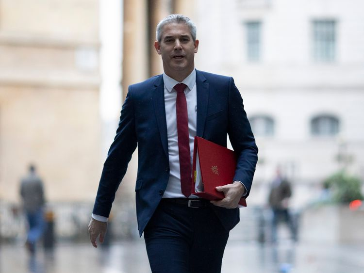 Brexit Secretary Stephen Barclay faced questions on Tuesday's vote