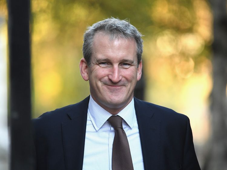 Damian Hinds is urging schools to cut their use of plastic items such as food packaging and straws