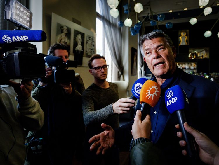 Emile Ratelband claimed his official age discriminated against him