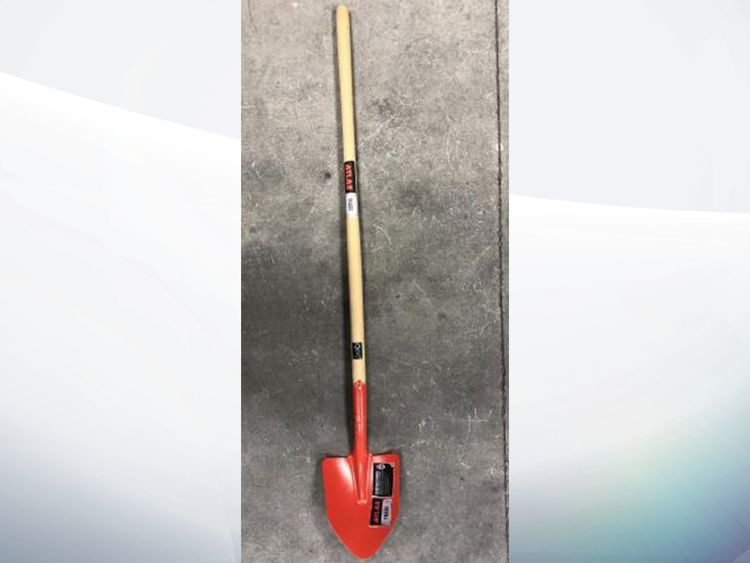 A shovel police are looking for in connection with the murder of Grace Millane in New Zealand