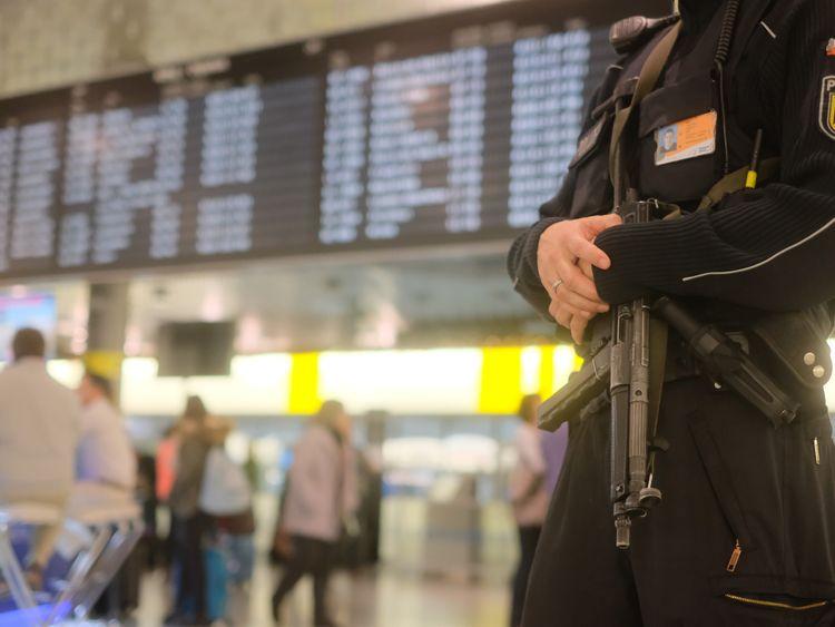 Flights resumed at German airport after car on runway