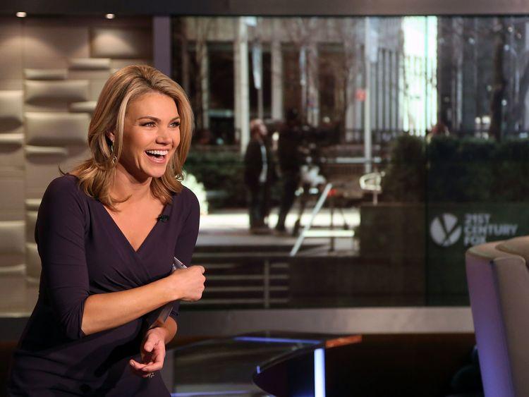 Heather Nauert was a news anchor before becoming a State Department spokesperson