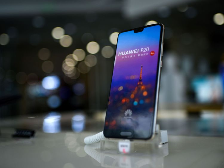 Huawei has become one of the world's leading smartphone manufacturers