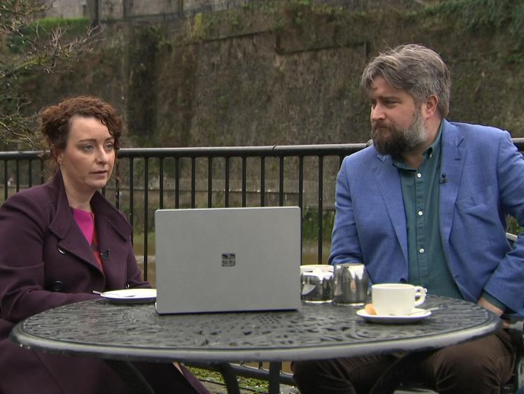 Marion Acreman and Naoise Nunn said there is not enough knowledge of Irish culture among British politicians