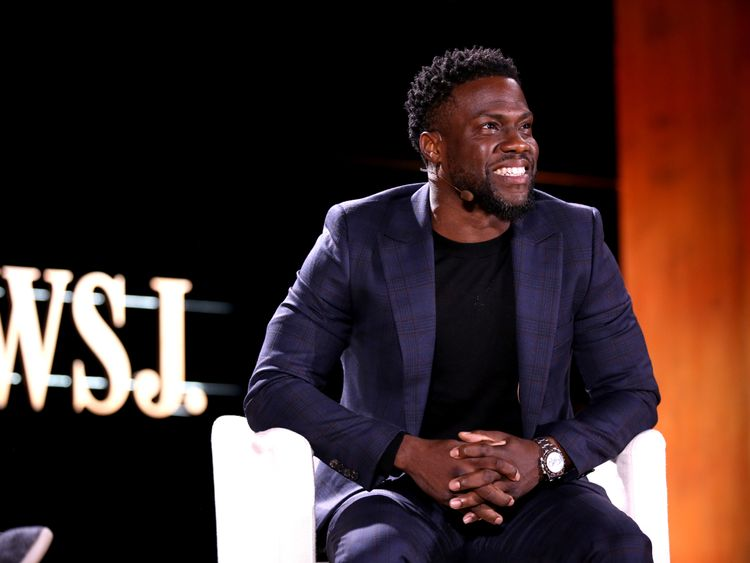 Kevin Hart said hosting the Oscars was the 'opportunity of a lifetime'