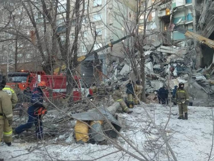 4 dead, 79 missing after gas explosion at high rise in Russia