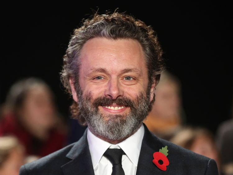 Actor Michael Sheen has reportedly offered to pay for security to protect the Banksy in his hometown