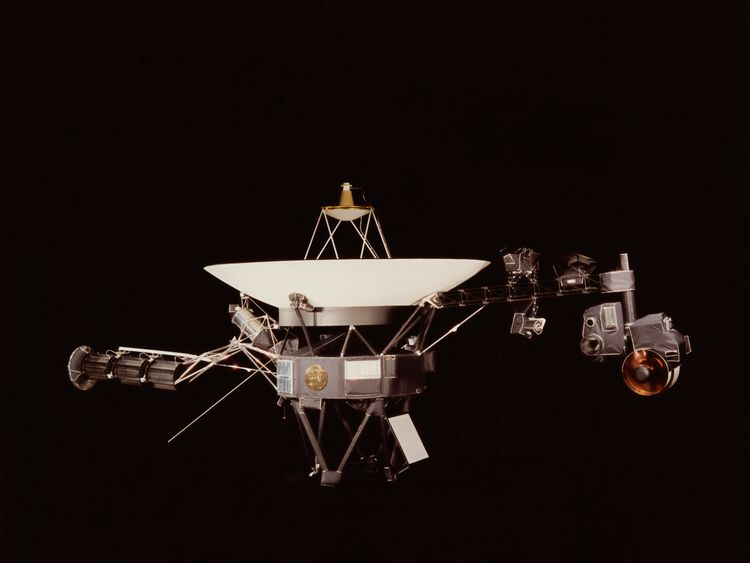 Voyager 2 reaches interstellar space - 11 billion miles from Earth