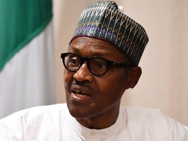 ''It's Real Me'' Prez Buhari Responds To Cloning Allegation