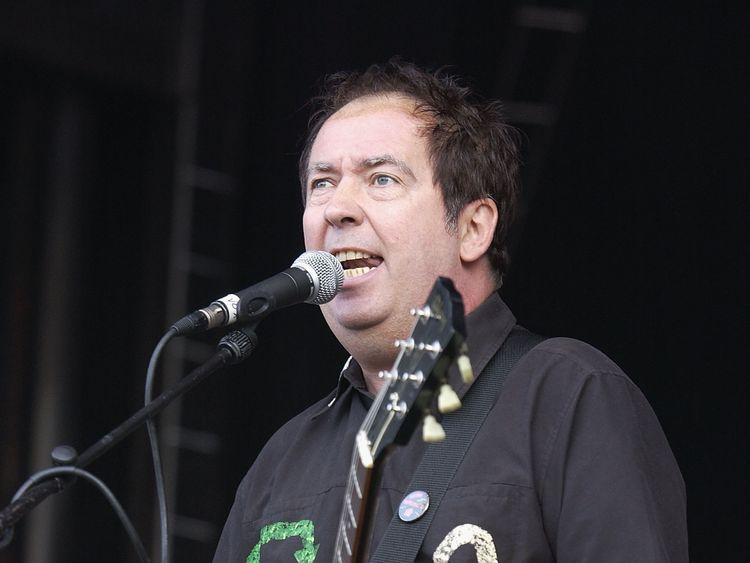Buzzcocks frontman Pete Shelley has died aged 63