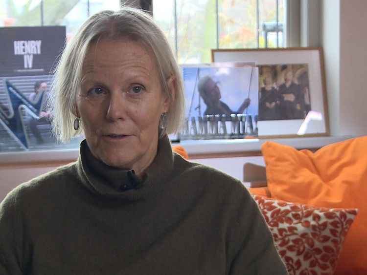 Phyllida Lloyd is best known for directing the hit film Mamma Mia