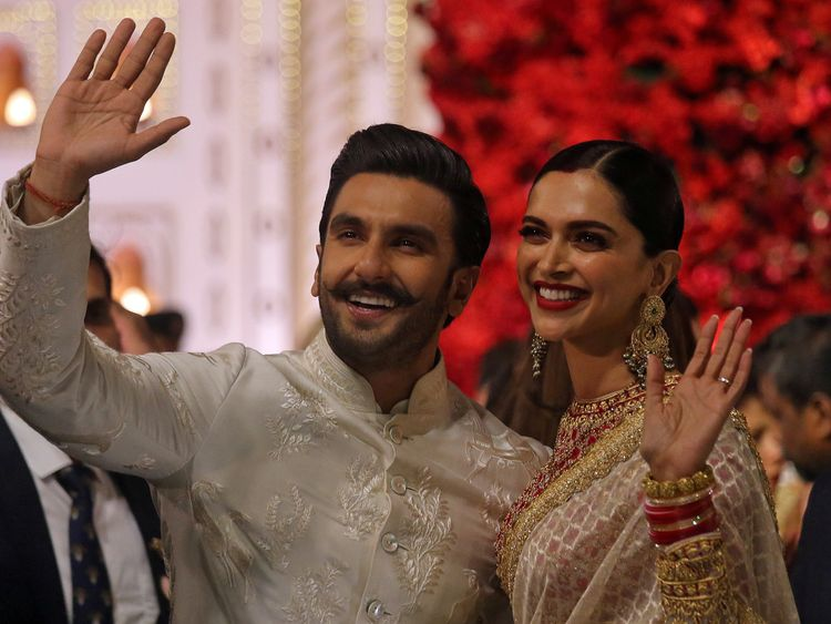 Actors Ranveer Singh and Deepika Padukone tied the knot in another high-profile wedding