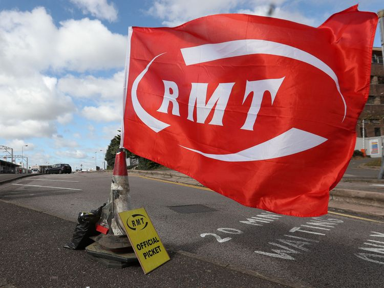RMT strikes will affect Northern Rail and South Western Railway services