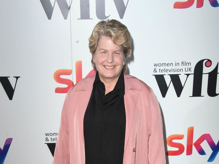 Sandi Toksvig, Women In Film And TV Awards