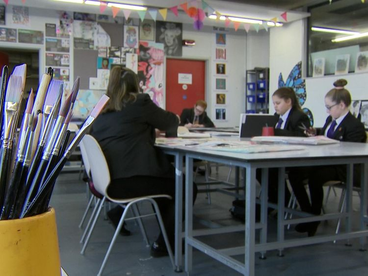 Grace Academy pupils are bucking the trend of failing academies