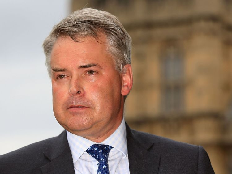 Tim Loughton says the Brexit deal means trade envoys have been leading other governments 'up the garden path'