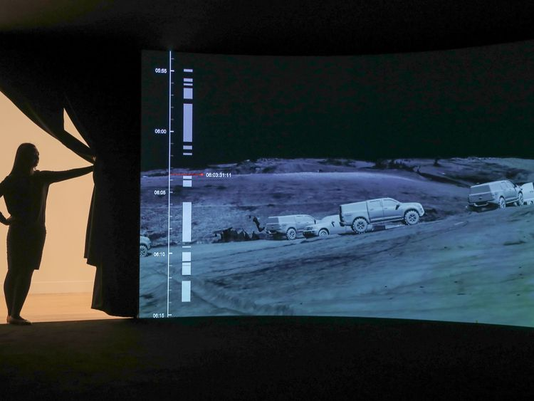 Forensic Architecture present its investigations into human rights violations